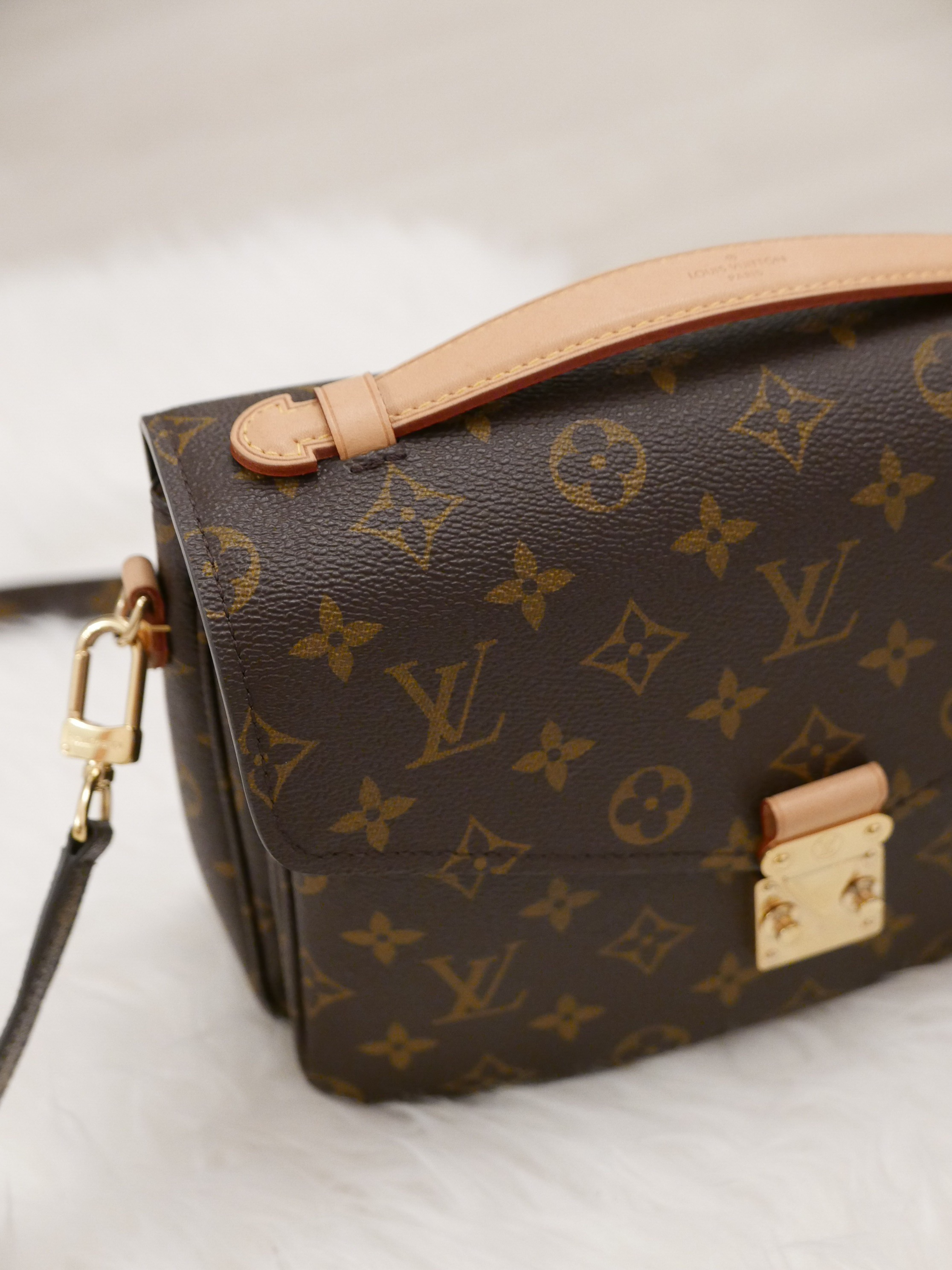 Louis Vuitton Pochette Metis Nyctoparis