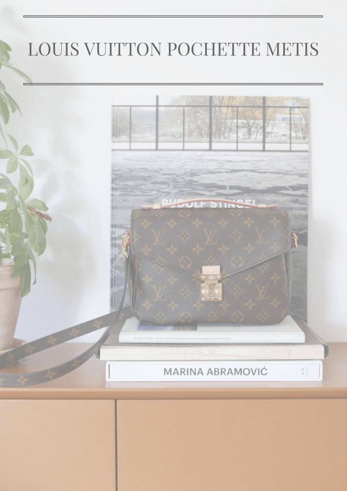 Louis Vuitton PochetteMetis