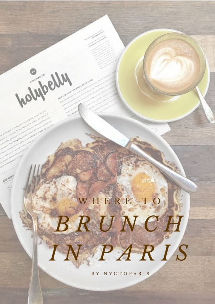 Where to Brunch in Paris