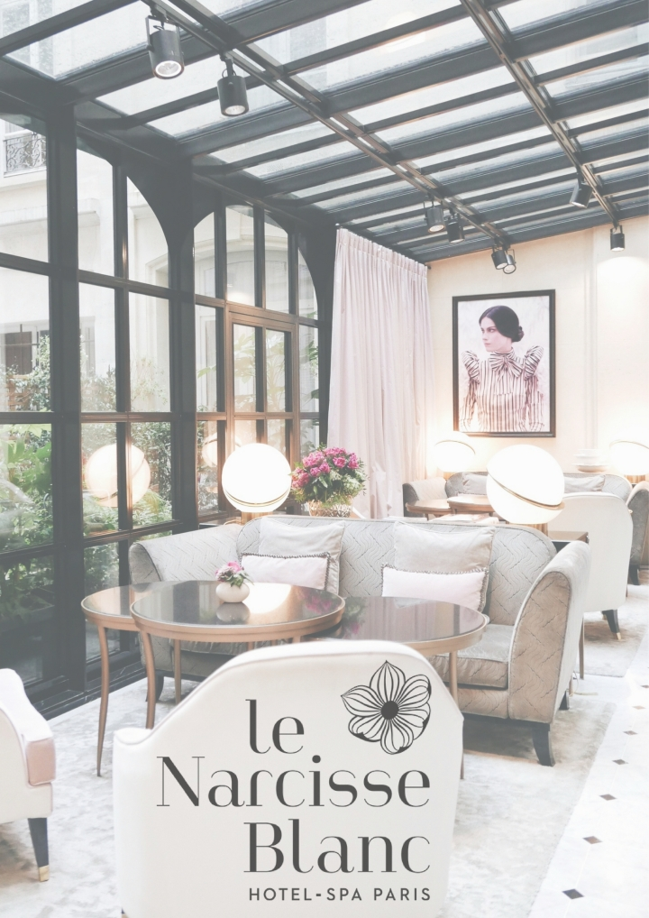 Stay in Paris: Le NarcisseBlanc