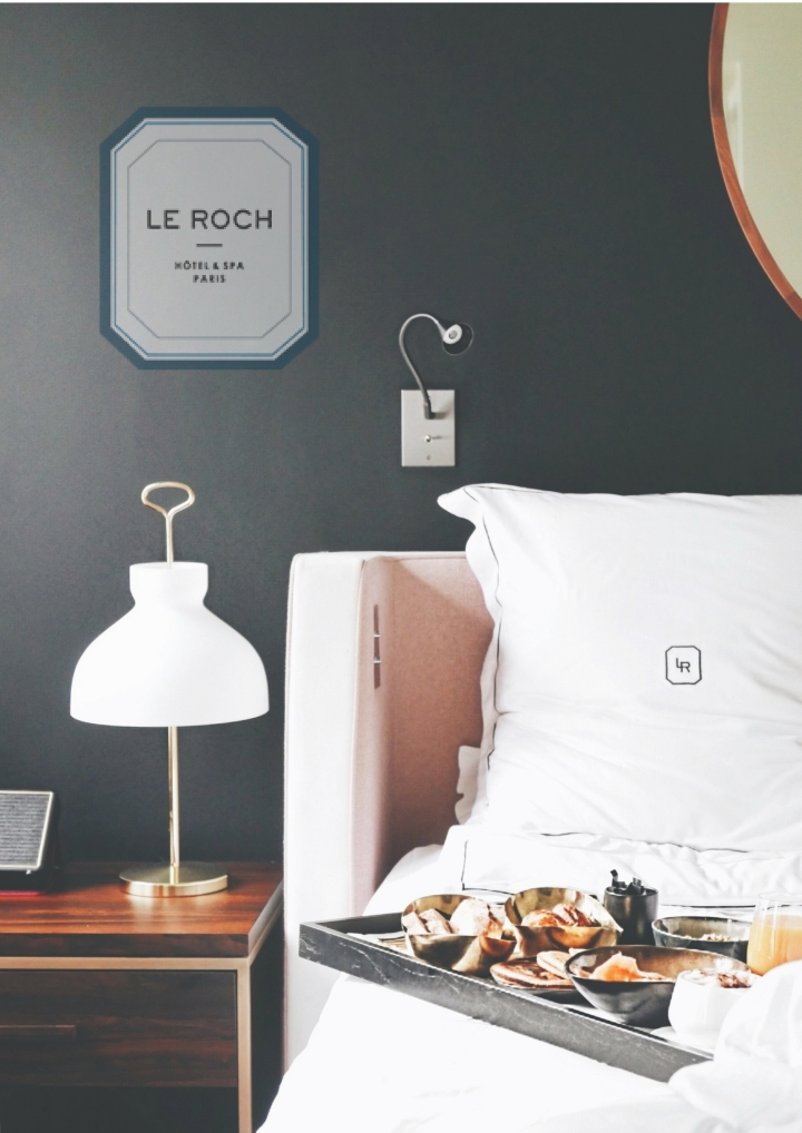 Stay in Paris: Le Roch Hotel &Spa