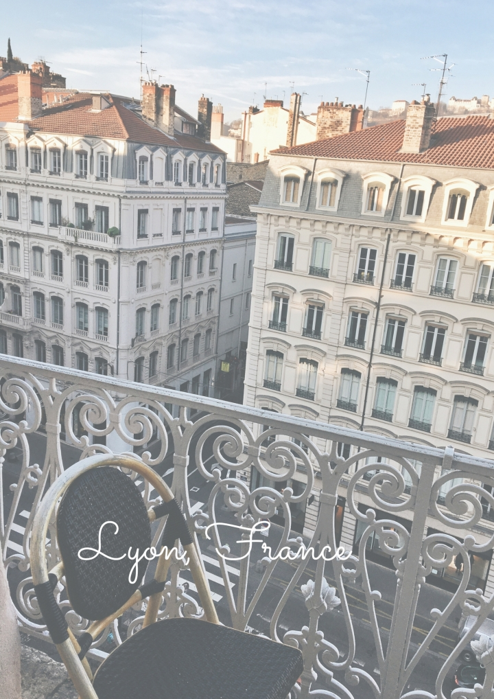 48 Hours in Lyon