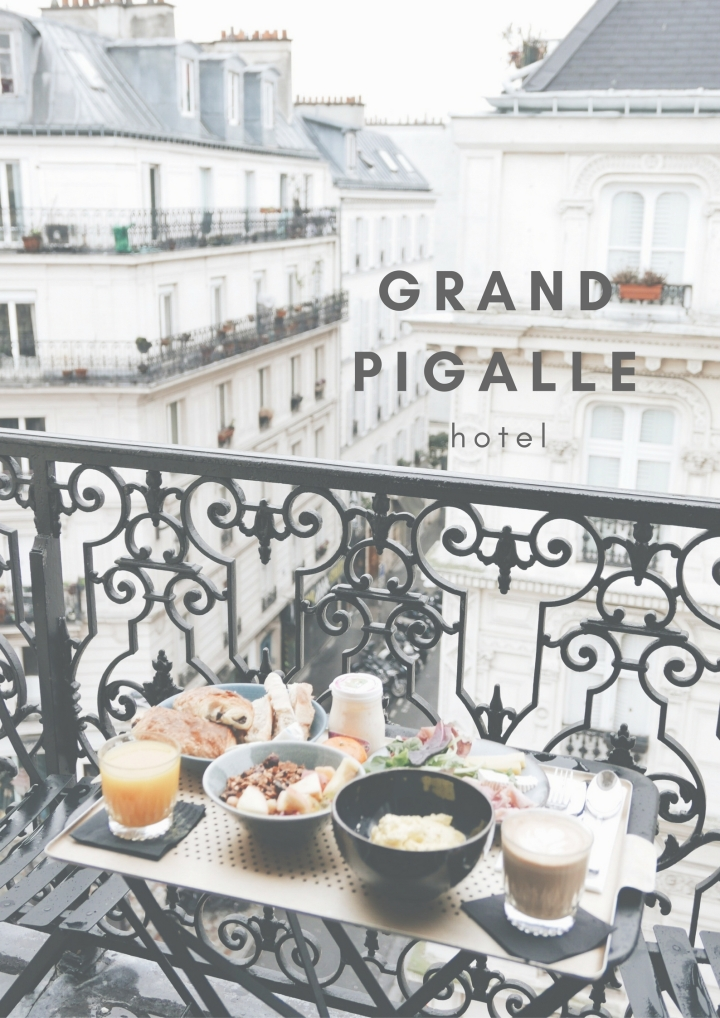 Stay in Paris: Le Grand Pigalle