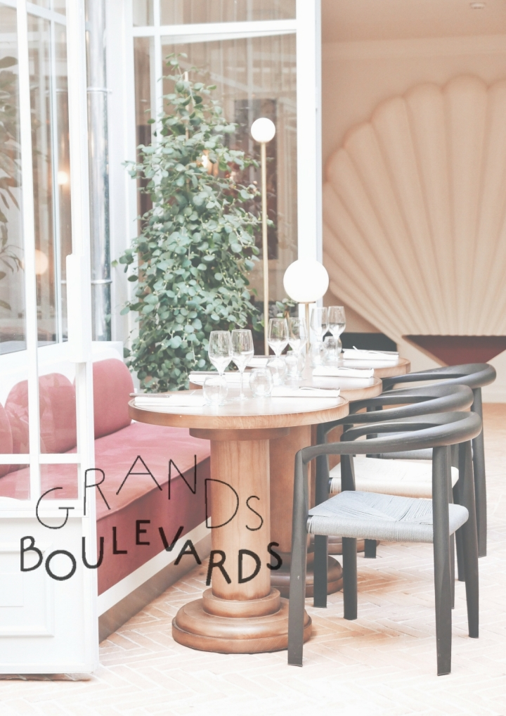 Stay in Paris: Hotel des Grands Boulevards