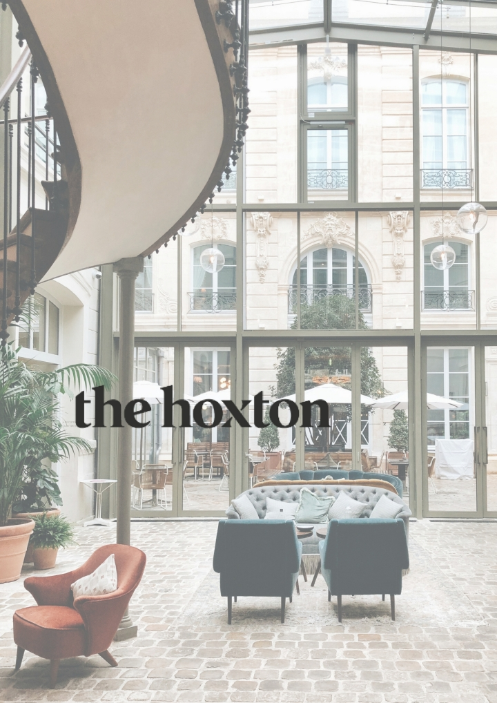 Stay in Paris: The Hoxton