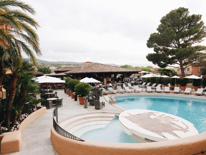 Hotel Byblos, St.Tropez