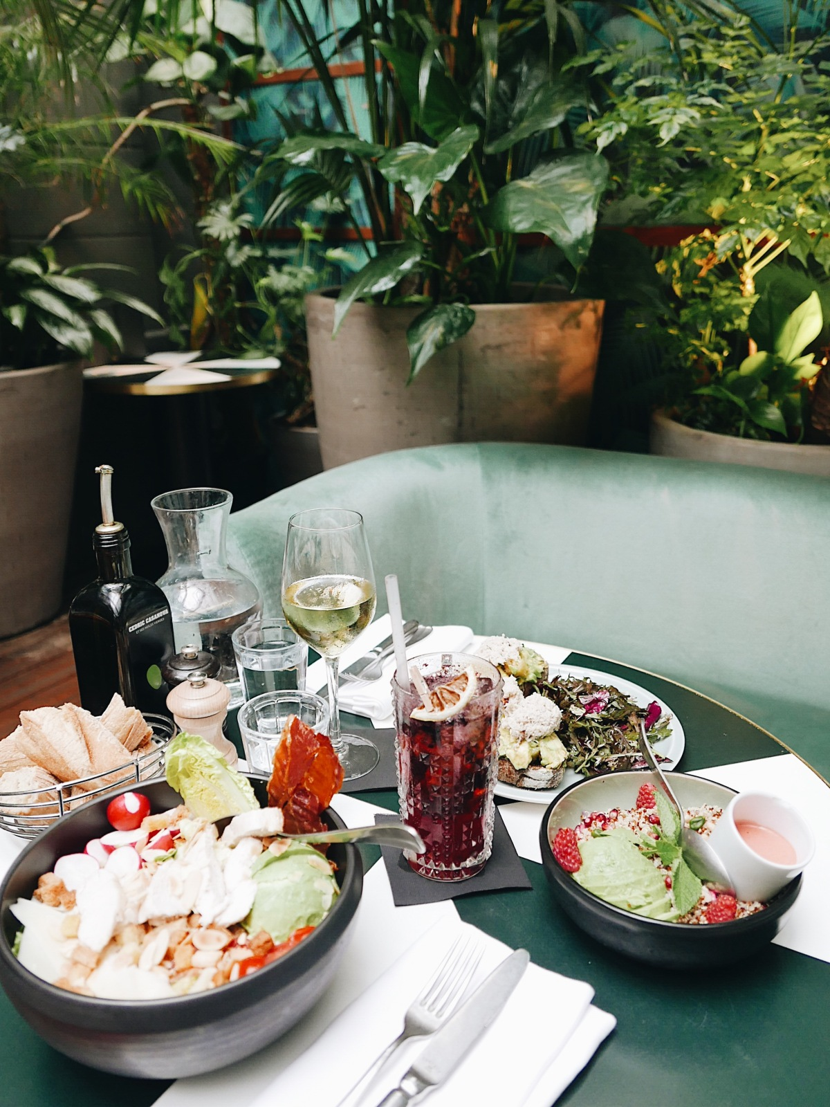 Eat in Paris: KlaySaint-Sauveur