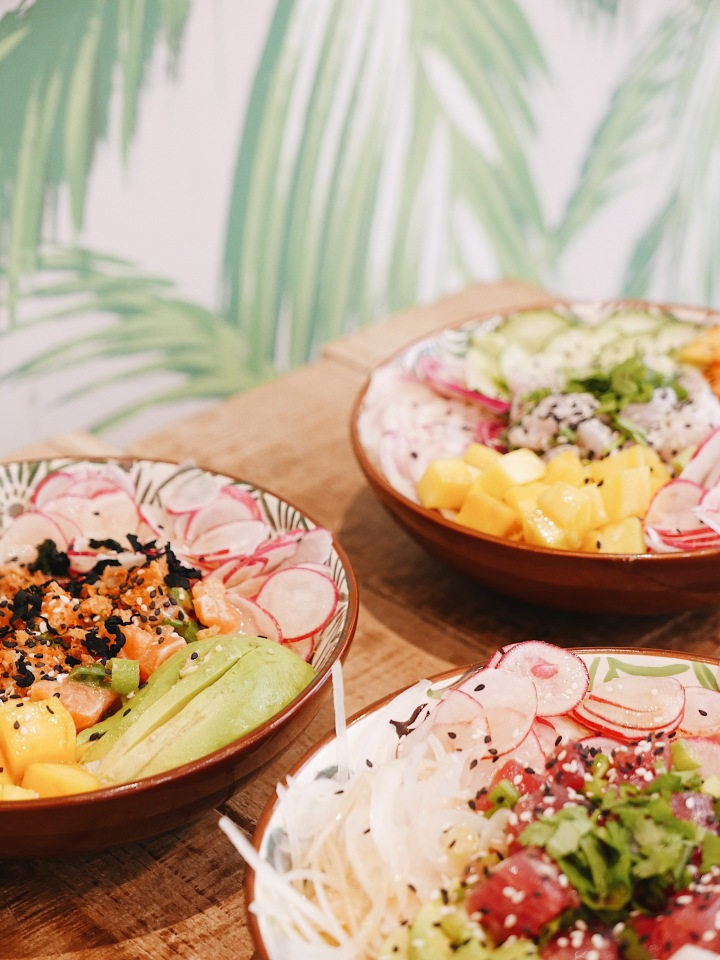 Eat in Paris: Poké Bar