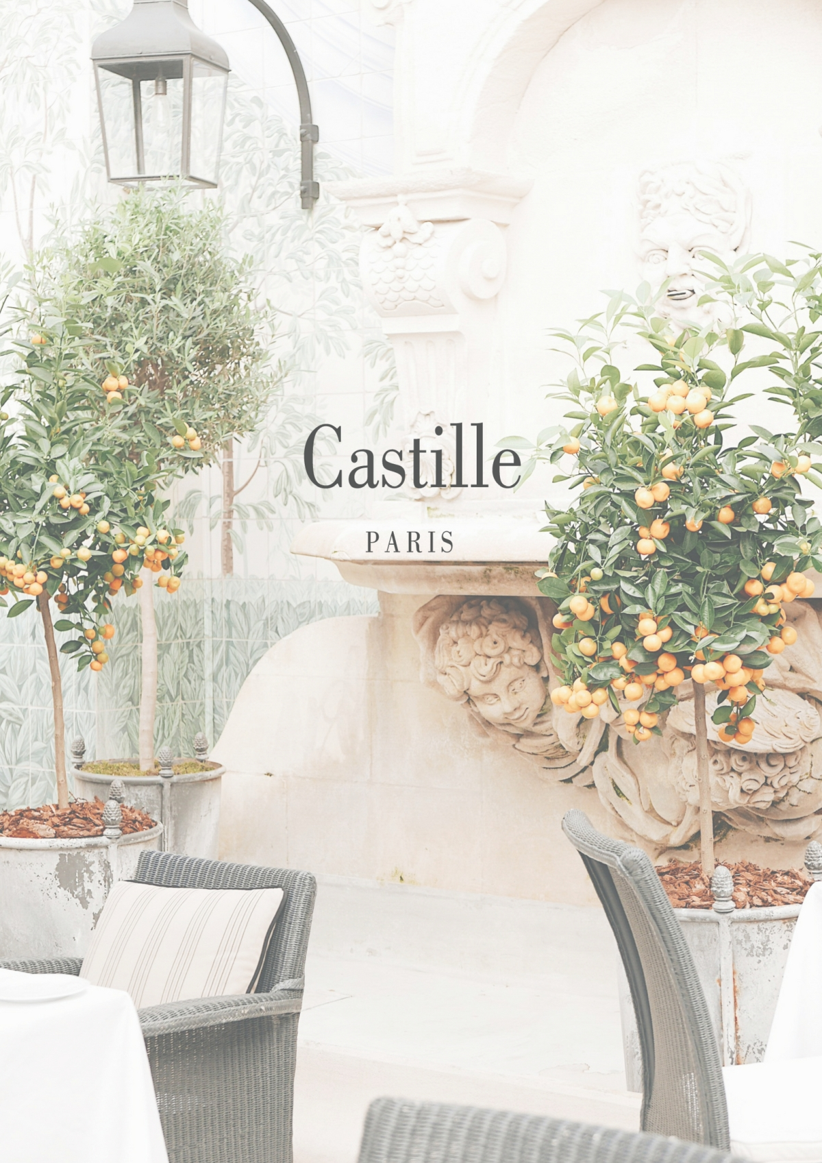 Stay in Paris: Castille Paris