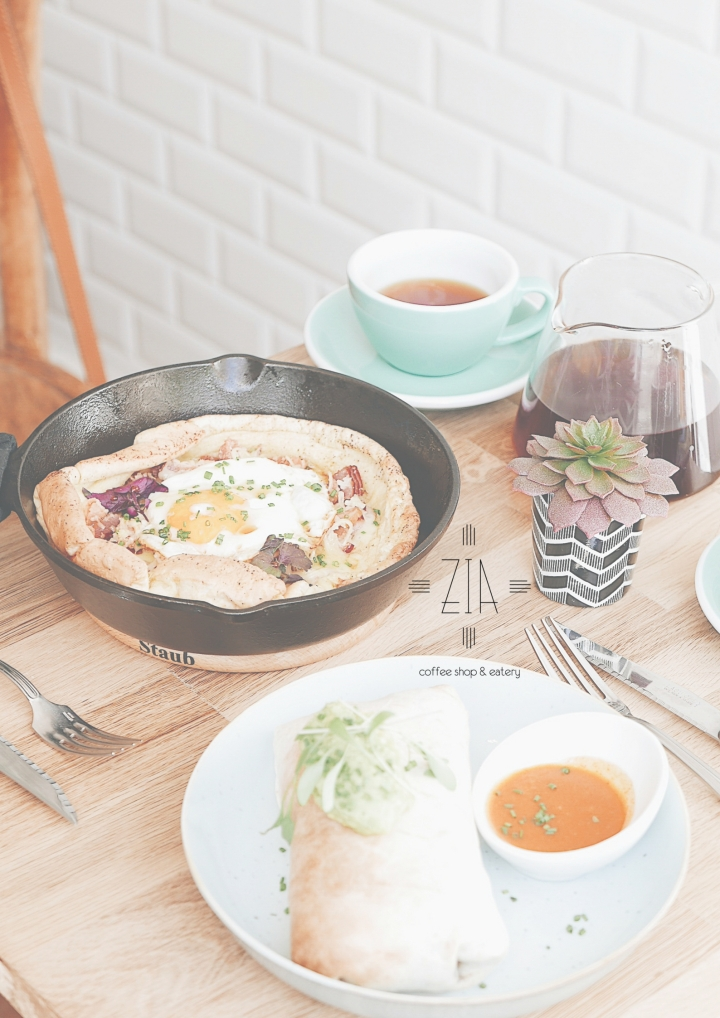 Eat in Paris:ZIA