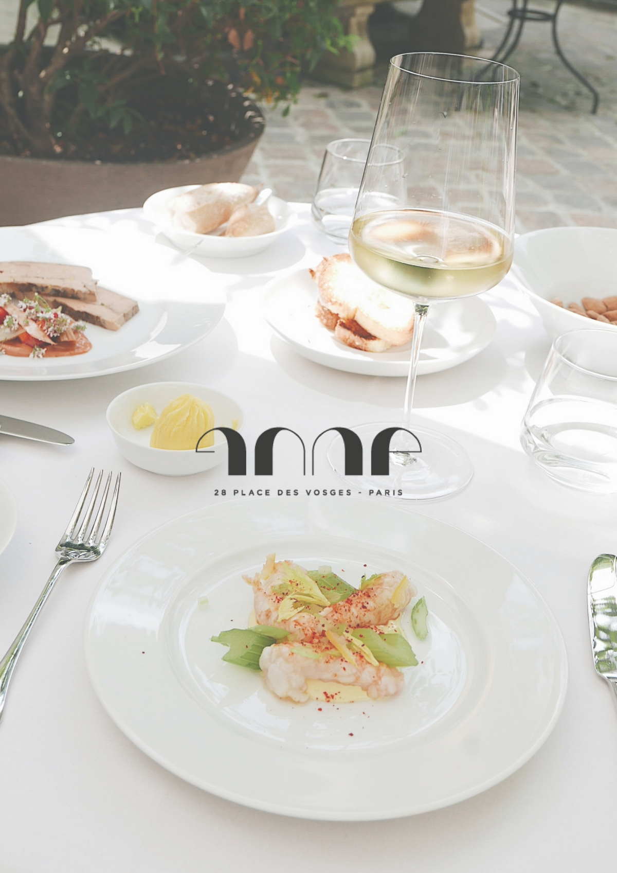 Eat in Paris: RestaurantAnne