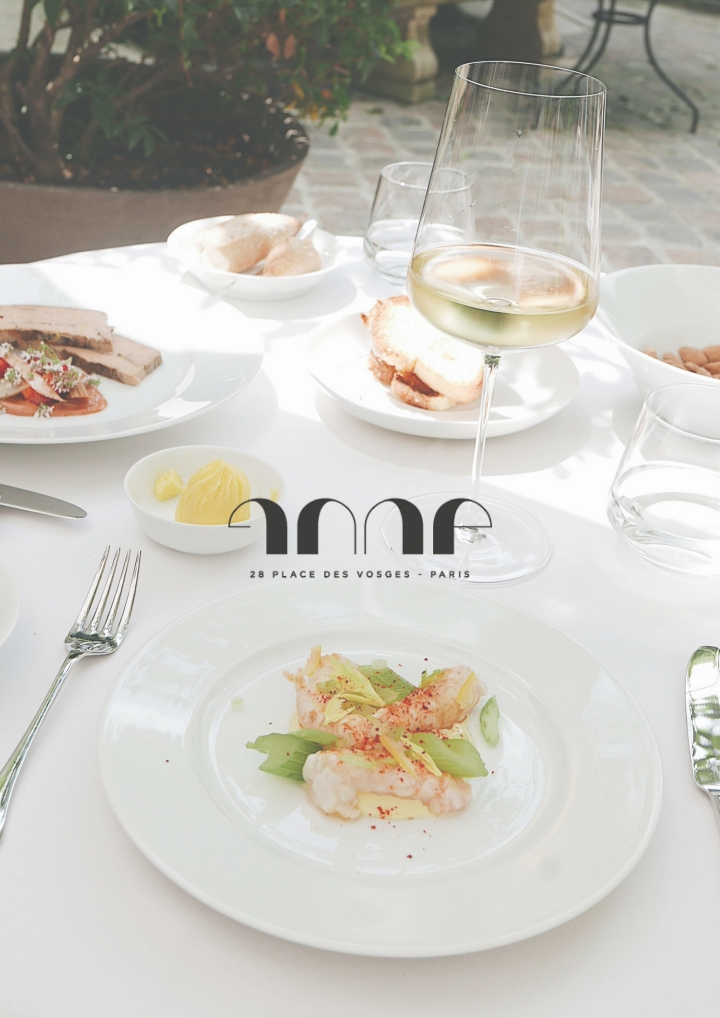 Eat in Paris: Restaurant Anne