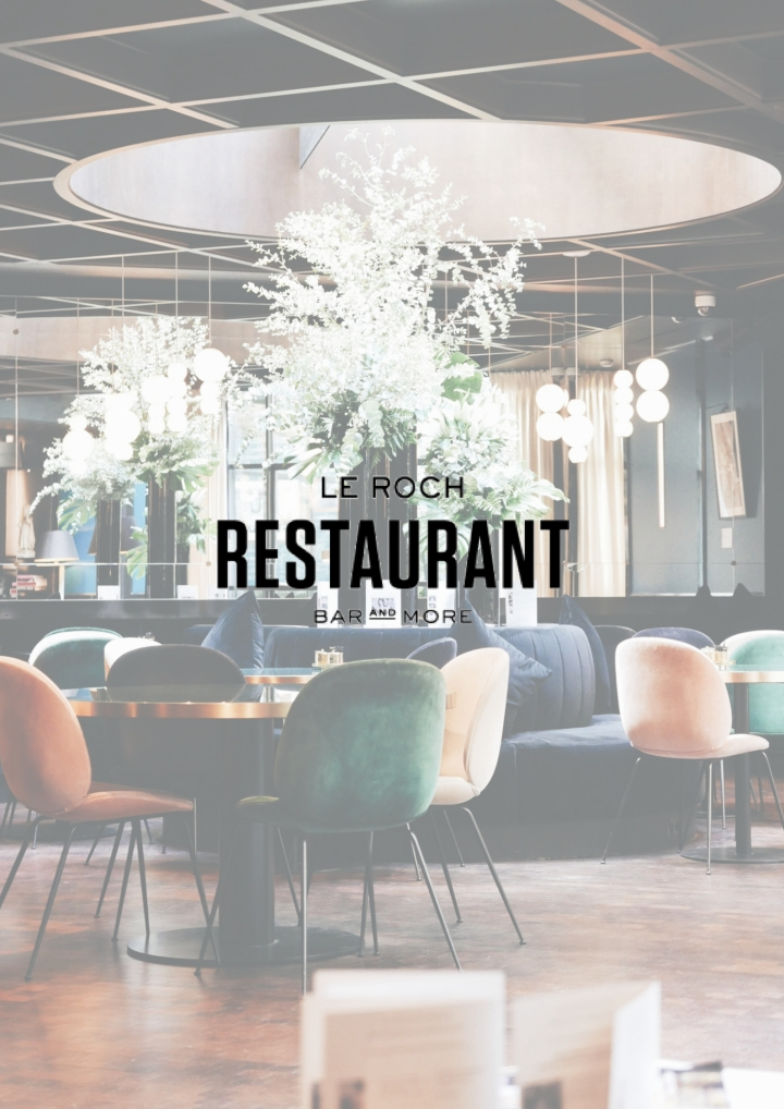 Eat in Paris: Le Roch Restaurant