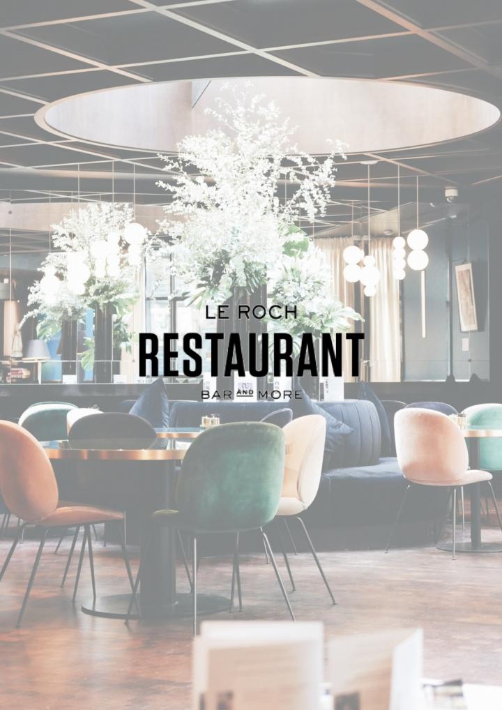 Eat in Paris: Le RochRestaurant