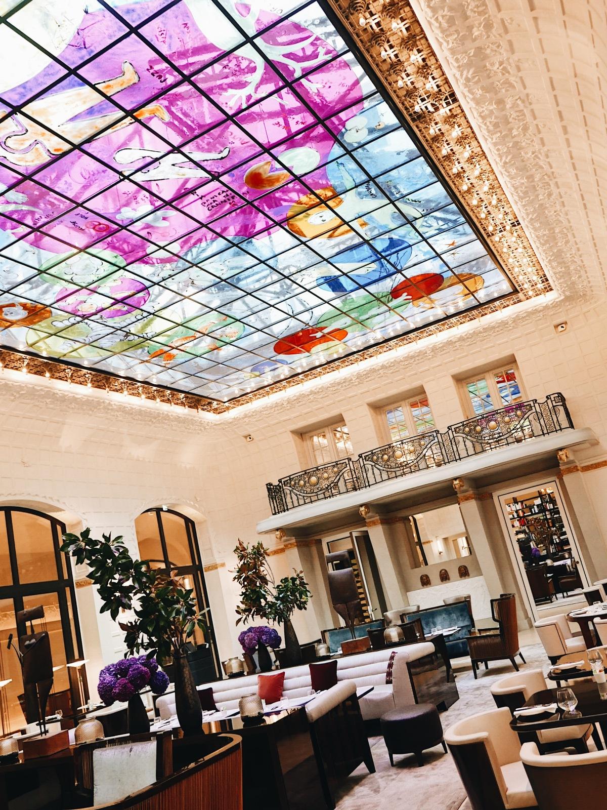 Stay in Paris: HotelLutetia