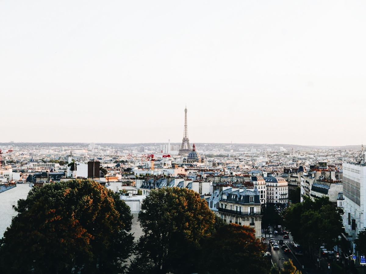 Stay in Paris: TerrassHotel